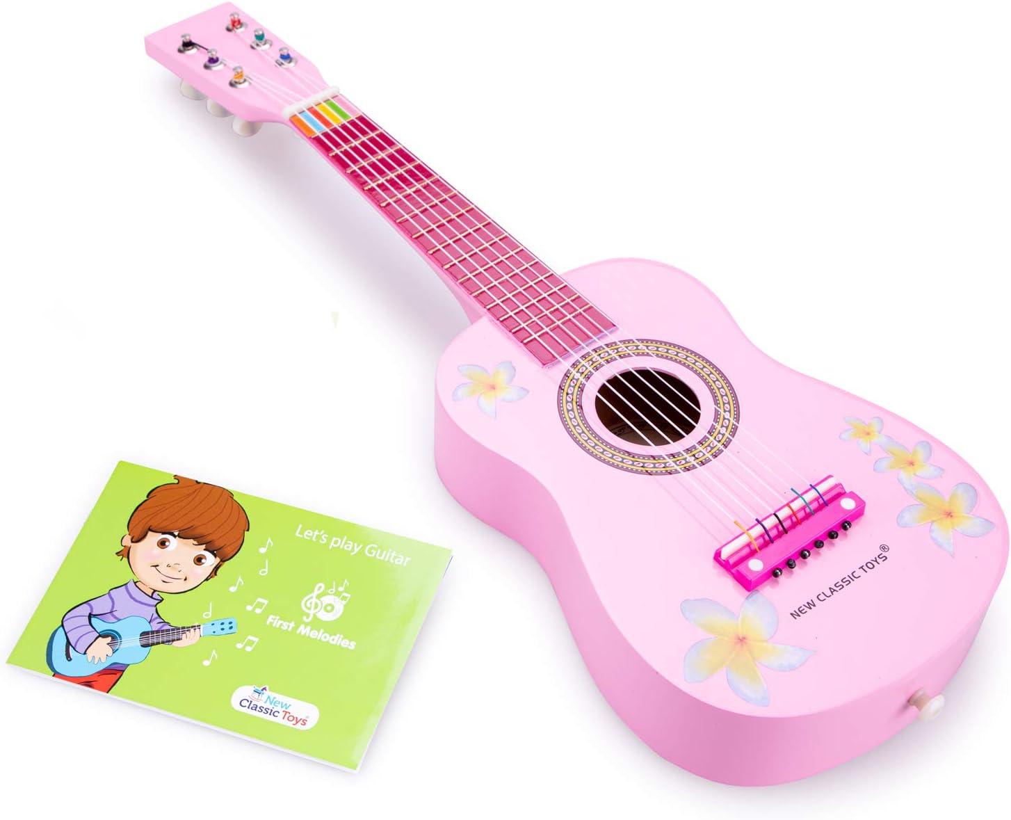 New Classic Toys Toys-10348 Guitarra para niños (NCT-0348 ...