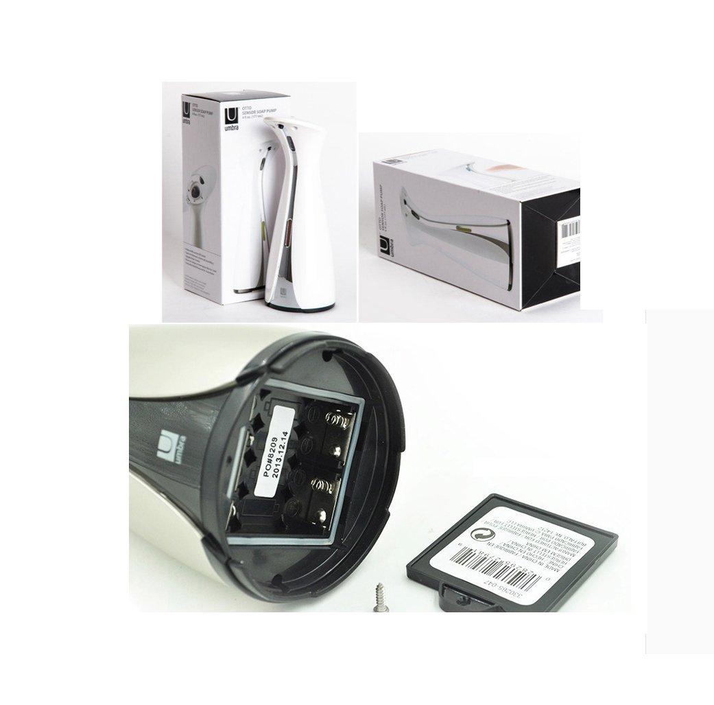 Amazon.com: DULPLAY Automatic Soap Dispenser, Sensor Home Soap Dispenser Soap Dispenser Hotel Bathroom Shower Gel Box Shampoo Box-D 10x12x8cm(4x12x8inch): ...