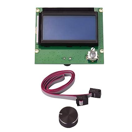 Aibecy Impresora 3D Piezas Tablero de pantalla LCD con ...