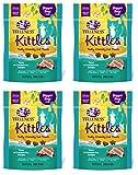 #3: Wellness Kittles Cat Treat VALUE Pack - Tuna & Cranberries Flavor - 6 oz Each (4 Pack)