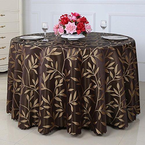C Round-280cm Nappes Nappe ronde, Tissu de table WilFaible Tissu à la table ronde Nappe rurale Tissu à café ( Couleur   C , taille   Round-280cm )