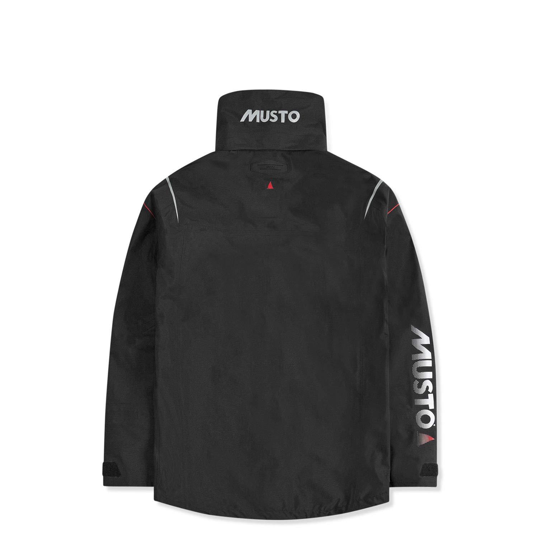 Musto Mens BR2 Sport Jacket Black SMJK084