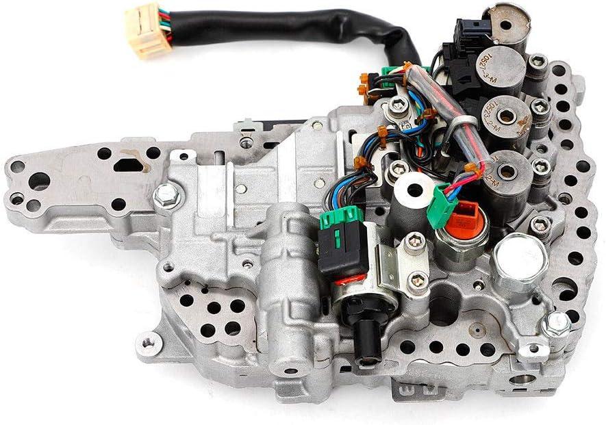 TBVECHI 1 Pcs CVT Automatic Transmission Valve Body JF011E RE0F10A F1CJA for Nissan Dodge Brand New Automatic Transmission