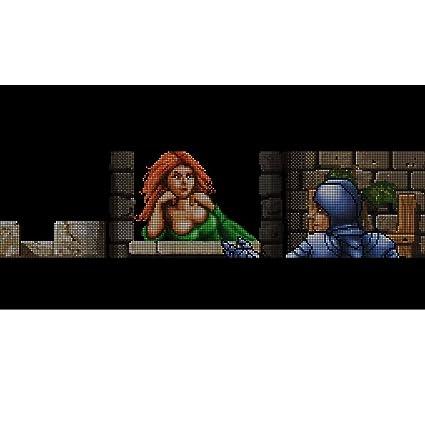 Medieval Madness Pinball Remake Color Display DMD