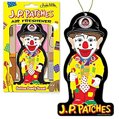 J.P. Patches Air Freshener: Automotive
