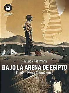 Bajo la arena Egipto (Plan Lector) (Spanish Edition)