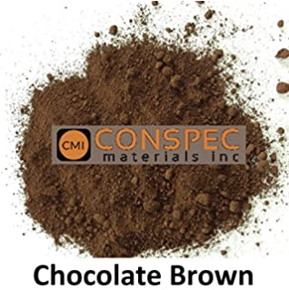 dd4f514deb857 Conspec 1 Lbs. CHOCOLATE BROWN Powdered Color for Concrete, Cement ...