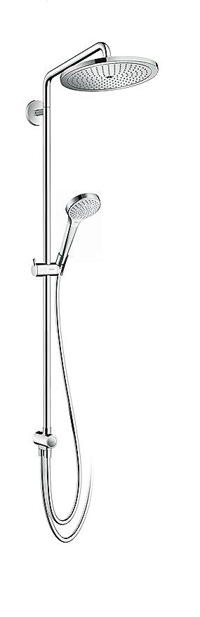 Hansgrohe Colonne De Douche Showerpipe Croma 280 Sans Robinetterie Pour Baignoire Chrome 26793000