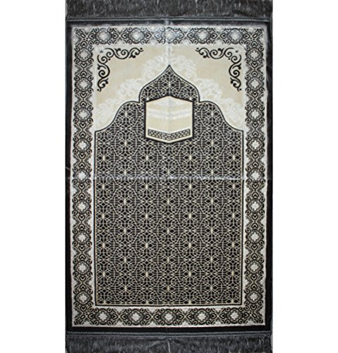 Islamic Muslim Turkish Sajda Quality Namaz Carpet Prayer