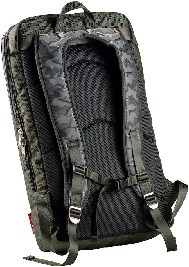 Camo Sequenz Multi-Purpose Tall Backpack Designed For Musicians