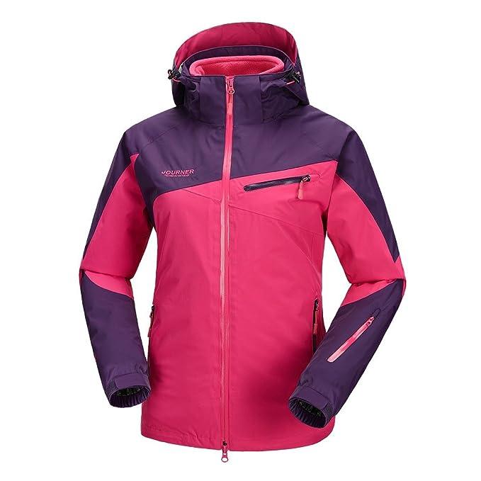 Amazon.com: journer ropa de deporte niña con capucha ...