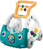 NextX Sit-to-Stand Learning Walker, Baby Toys for Toddlers, 4 in 1 Baby Walker (2020 New)