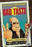 Bad Taste, Region Free DVD (1987, Region 1,2,3,4,5,6 Compatible) by Terry Potter