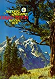 Front cover for the book National Parkways Grand Teton National Park by Michael D. Yandell