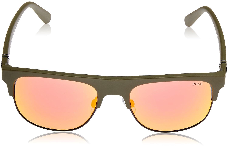 Polo Mens PH4132 Sunglasses