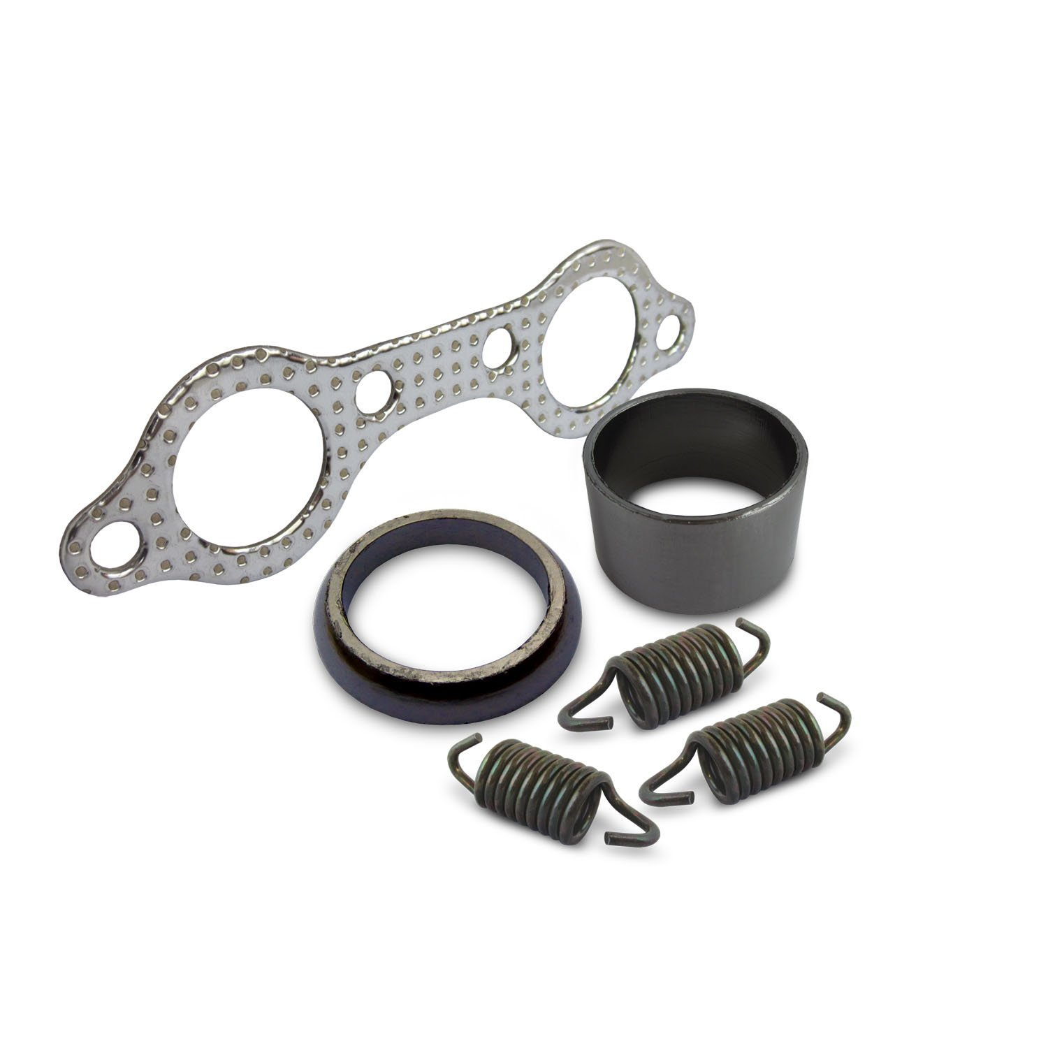 Polaris RZR, RZR-S, RZR-4 800 (2009-14) Exhaust Gasket and Spring Rebuild Kit Quad Logic