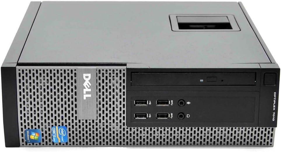 DELL Optiplex GX 7010 - Ordenador de mesa (Intel Core i5-3470, 8GB ...