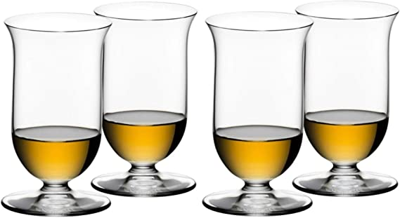 Riedel Vinum Crystal Single Malt Whiskey Glass