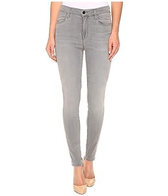 ca01c195f07e Amazon.com: J Brand Women's Maria High-Rise Skinny in Dusk Haze Dusk Haze  Jeans: Clothing