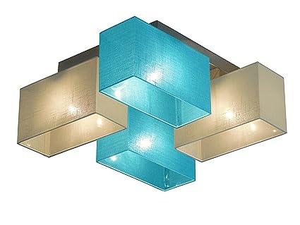 Plafoniere Con Base In Legno : Wero design lampada da soffitto plafoniera luce in