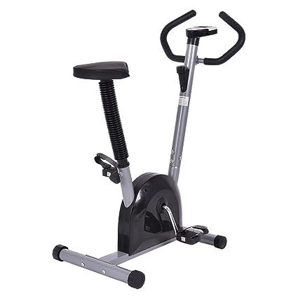 Goplus Exercise Bike Cardio Fitness Cycling Machine Gym Workout Training Stationary Indoor