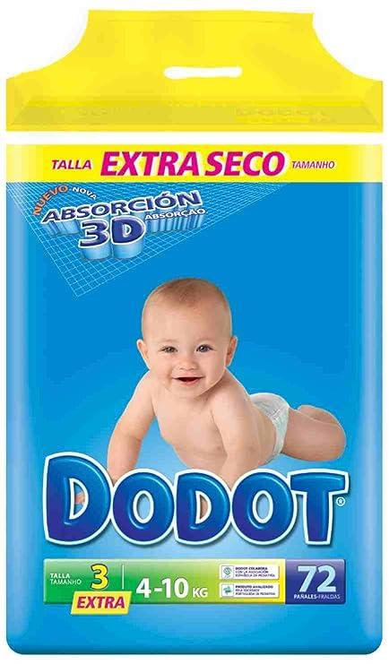 Pañales Dodot Extra Talla 3