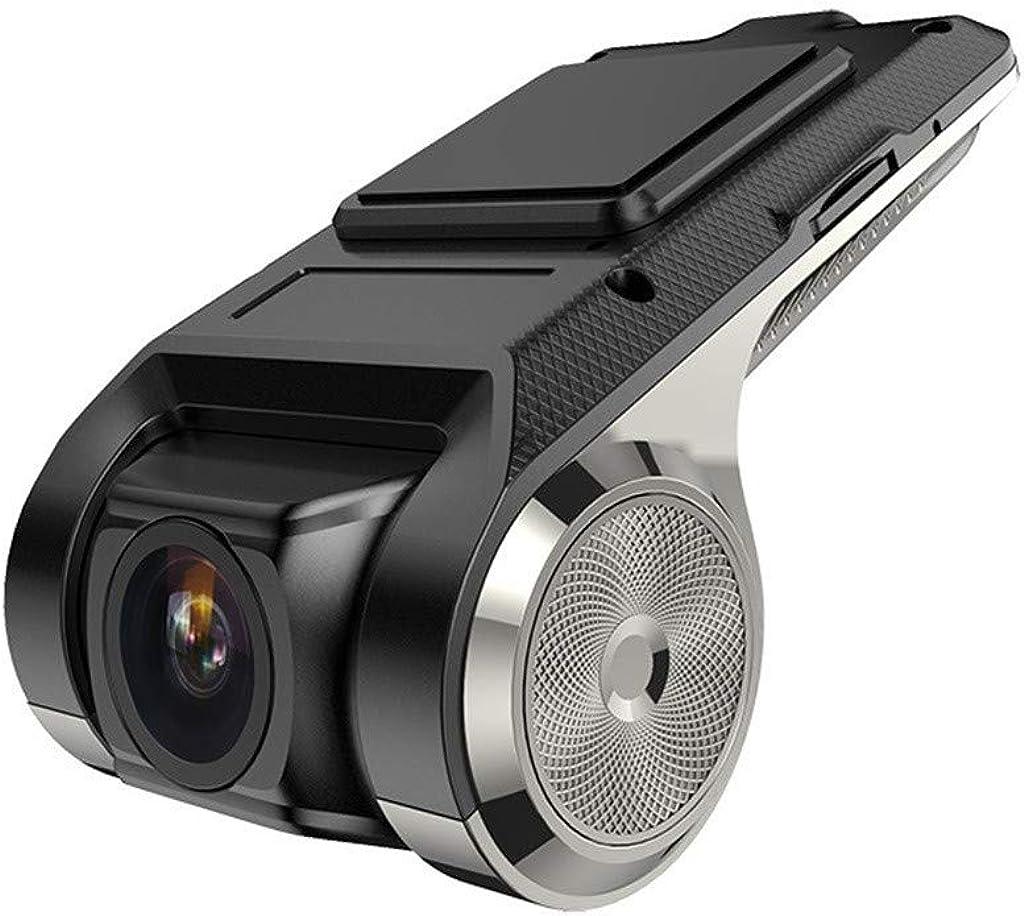 Naladoo X28 Dash Cam 1080P FHD Car DVR Camera Video Recorder WiFi ADAS G-Sensor Black