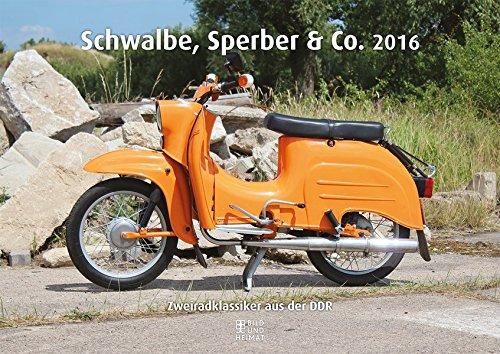 Schwalbe, Sperber & Co. 2016: Zweiradklassiker aus der DDR