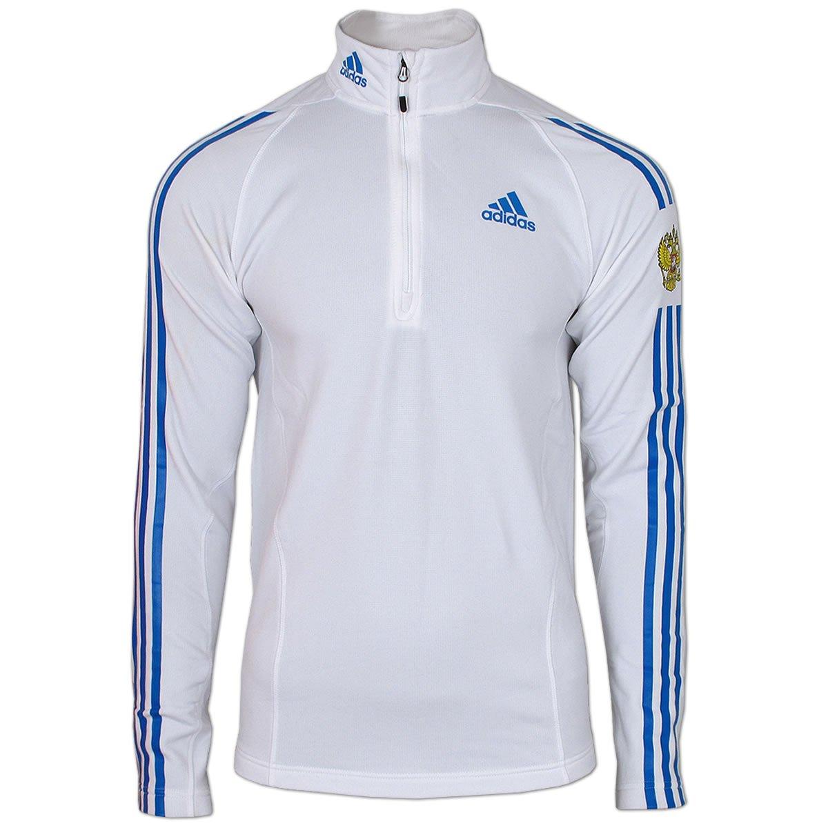 adidas Damen Athleten Jacke Gore Windstopper Team Russia