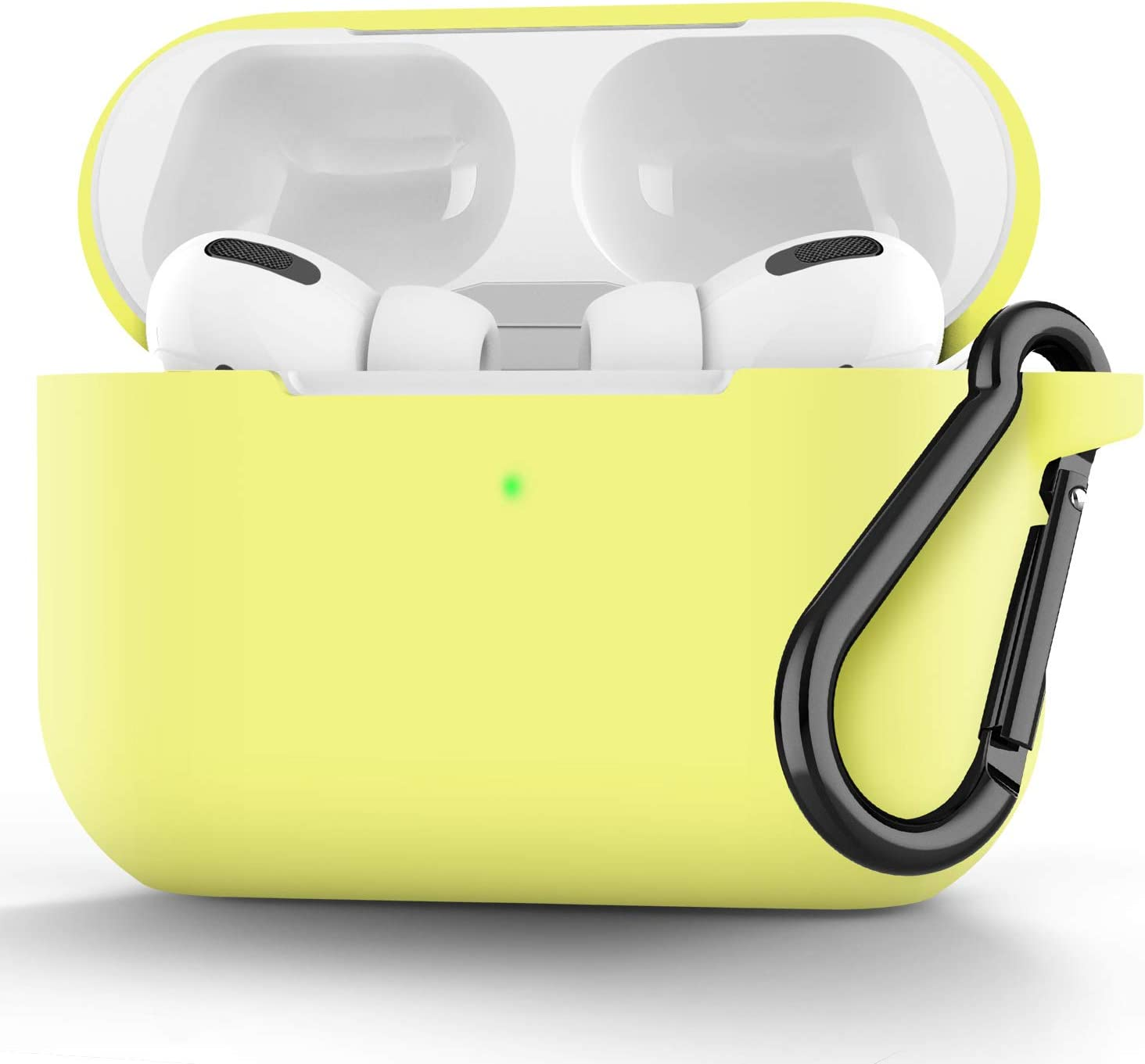 Amazon Com Easyworld Compatible Airpods Pro Case Cover Silicone