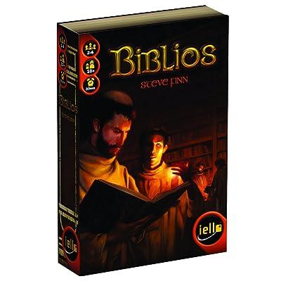 iello 331583 - Jeu De Cartes - Biblios