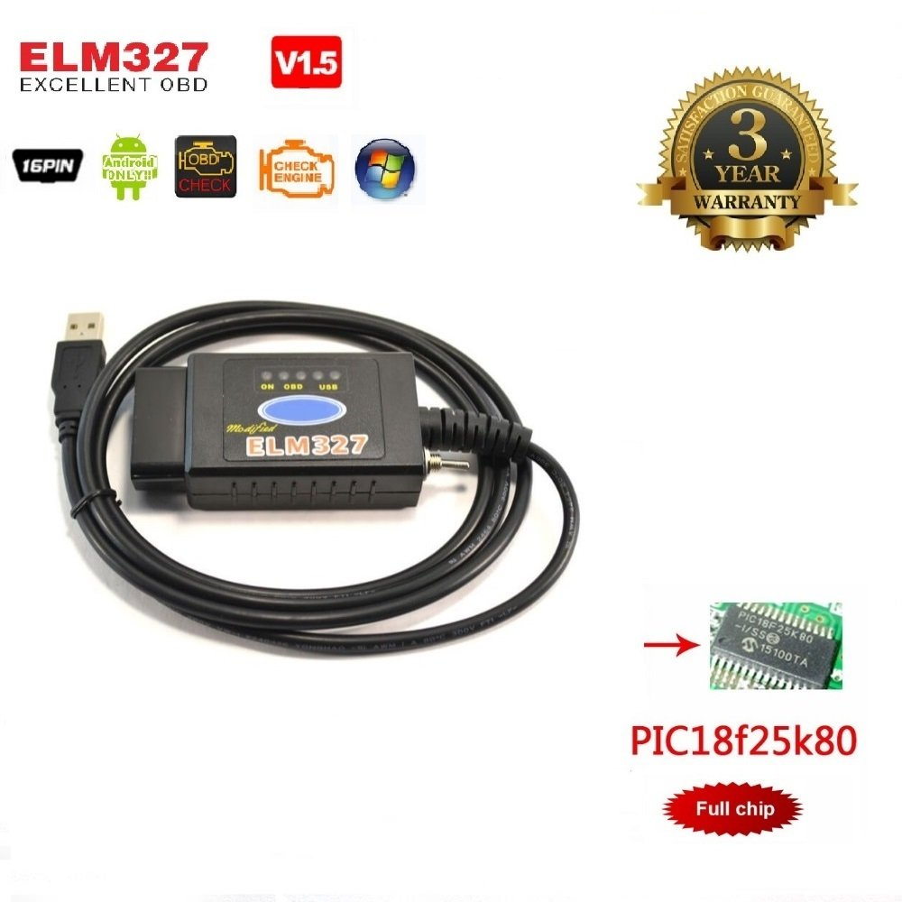 Forscan elm327 usb switch ford android obd modified elmconfig withFTDI chip HS-CAN / MS-CAN OBD2 for Ford Mazda