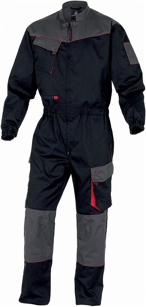 /rodilla bolsillos Delta Plus/ /dmcom Heavy Duty Mono//Mono//traje de caldera/