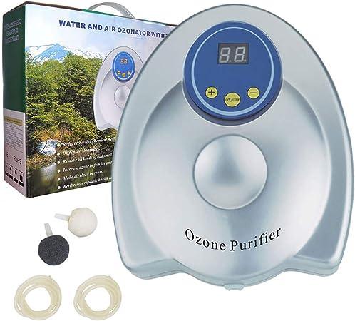 Oz3 400mg / h Generador de ozono Purificador de Aire, máquina de ...
