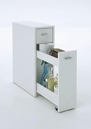 Schmaler Badezimmerschrank