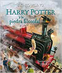 Harry Potter y la piedra filosofal Harry Potter edición ilustrada ...