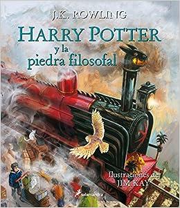 Harry Potter y la piedra filosofal Harry Potter edición ilustrada ...