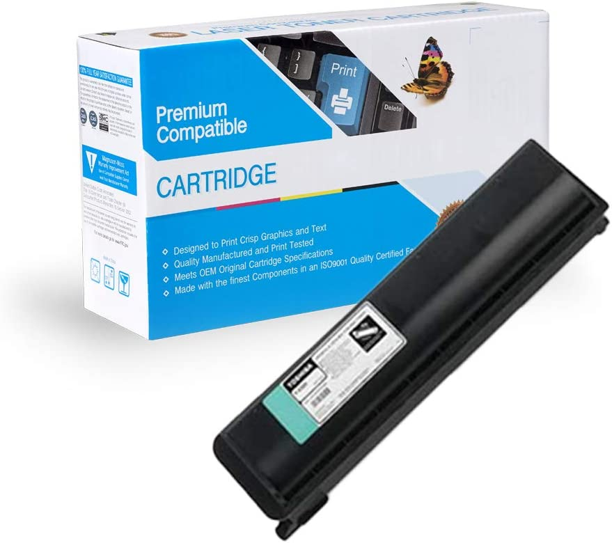 Works with: E-Studio 200L Black 282 T2340 2 Prong 202L 230 232 On-Site Laser Compatible Toner Replacement for Toshiba T2320