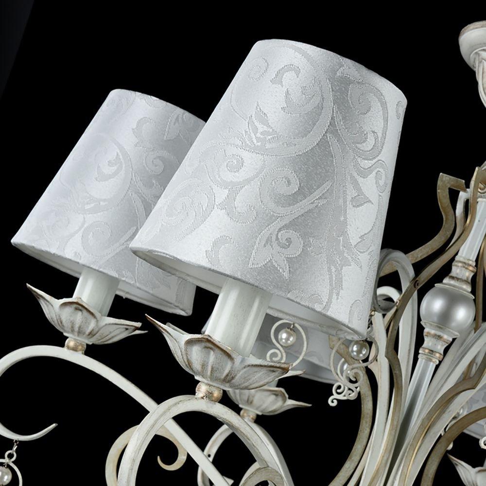 E14 Or W PoserArmature En Lampe 220v 40 À Métal Couleur Blanc n80mvNw