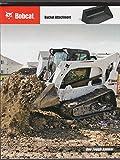 2009 Bobcat Bucket Attachment brochure folder
