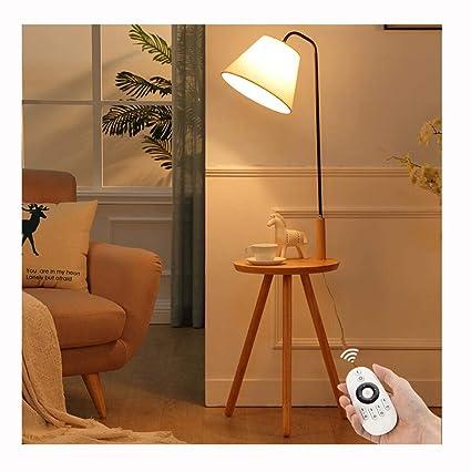 Lámpara de pie 7W Control Remoto Sin escalonamientos ...