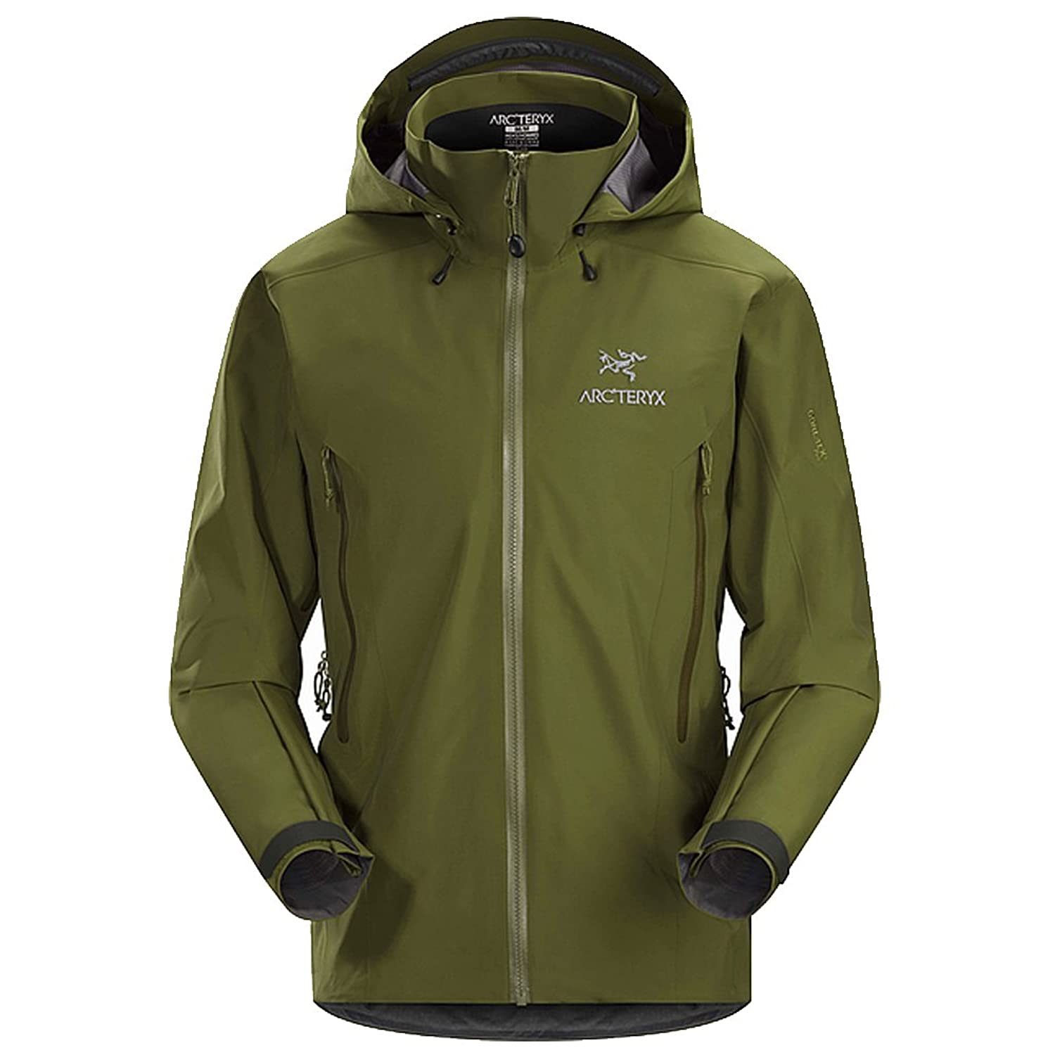 (アークテリクス) ARC'TERYX『Beta AR Jacket』(Dark Moss) B07BBWGPH2  ダークモス M