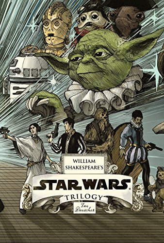 Full Color Science Games (William Shakespeare's Star Wars Trilogy: The Royal Imperial Boxed Set: Includes Verily, A New Hope; The Empire Striketh Back; The Jedi Doth Return; and an 8-by-34-inch full-color poster)