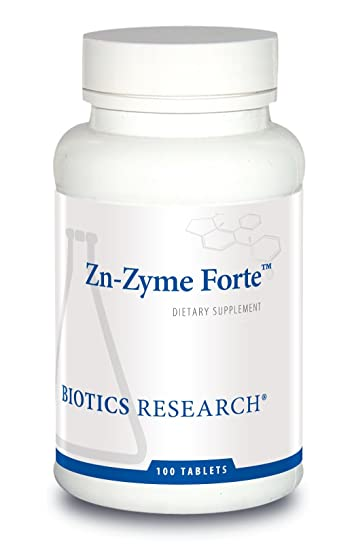 biotics research zn zyme forte zinc zinc supplement for immune system support 1