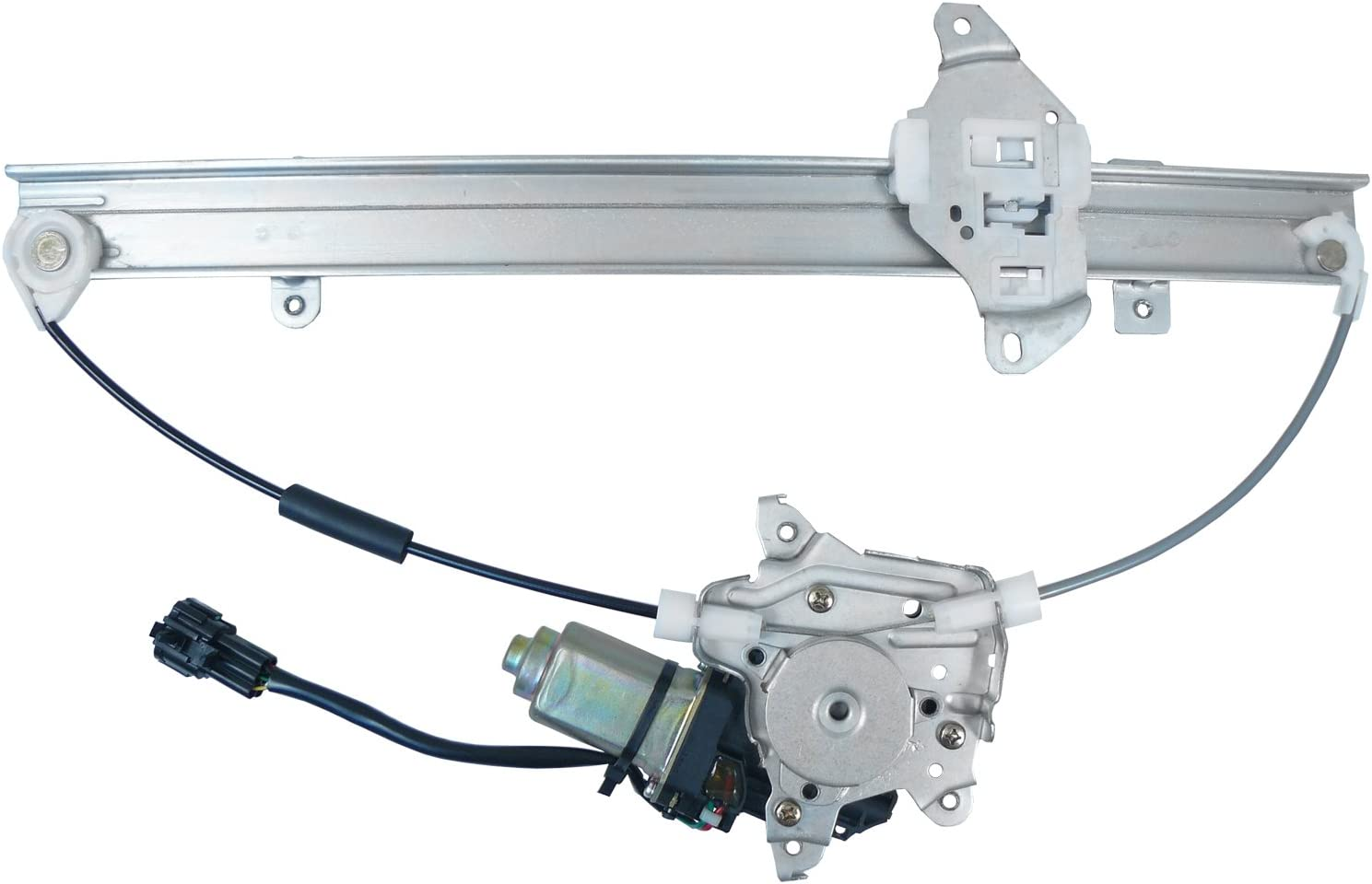 ACDelco 11A23 Professional Front Driver Side Power Window Regulator with Motor