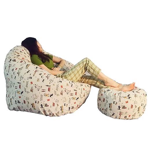 Berocia Sofa Hinchable Aire Tumbona Plegable sillones Relax Jardin ...