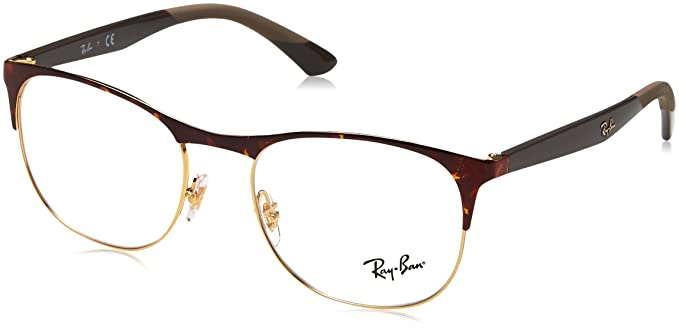 17529b6feb1 Ray-Ban Women s 0RX 6412 2917 52 Optical Frames