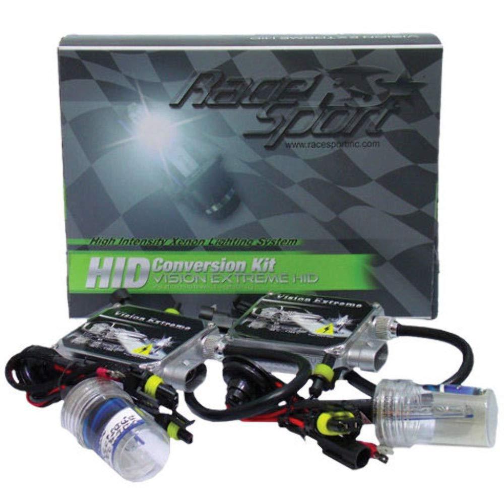 Race Sport 9007-3-6K-BI-VE HID Kit