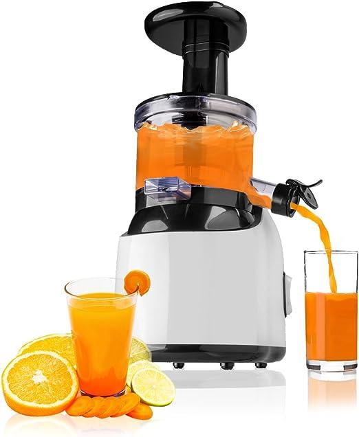 Licuadora Slow Juicer Vitamin Pro con schonenden 60U/min ...
