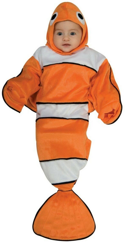 disfraz de pez Nemo bebé: Amazon.es: Juguetes y juegos
